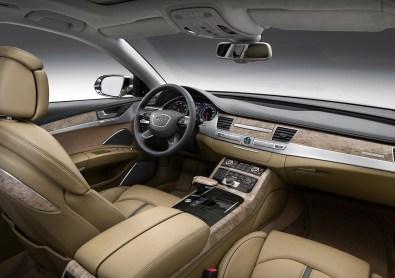 2010 Audi A8 L W12 quattro
