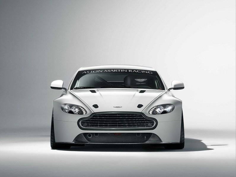 2011 Aston Martin V8 Vantage GT4