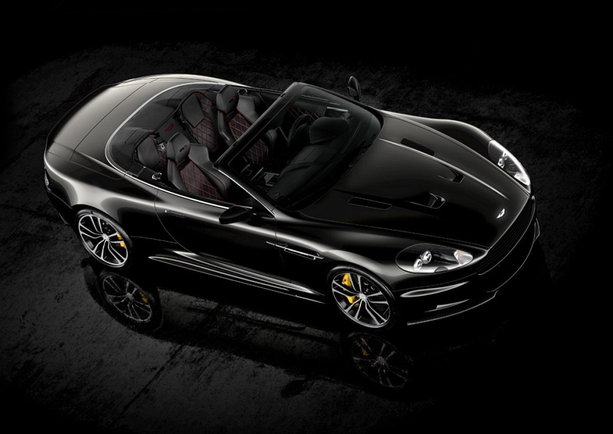 2012 Aston Martin DBS Volante Ultimate