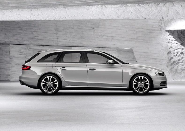 2012 Audi S4 Avant