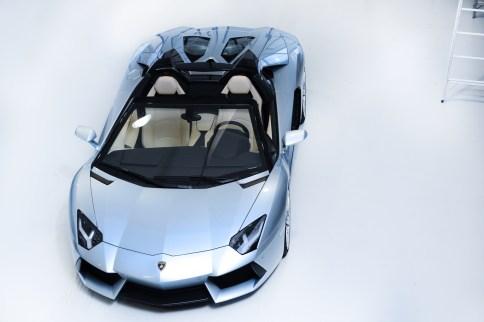 2012 Lamborghini Aventador LP 700-4 Roadster
