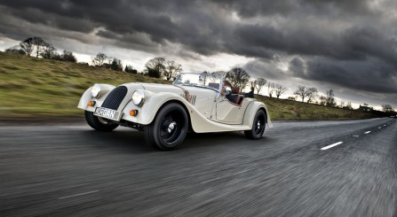 2012 Morgan Roadster 3.7