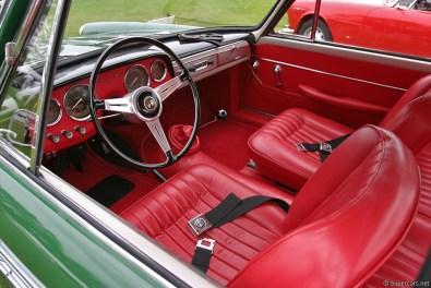 1958 Alfa Romeo 2000 Coupé Vignale