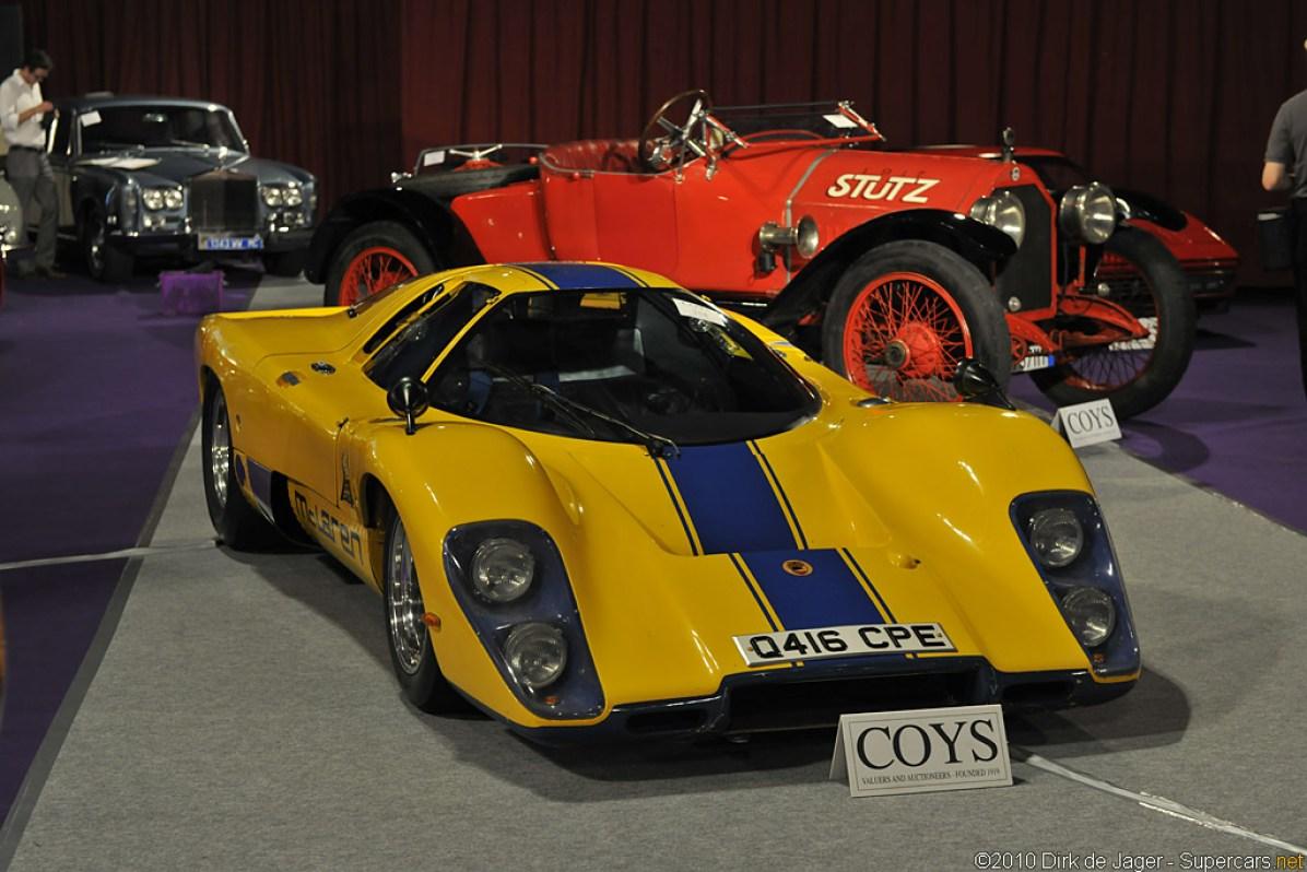 1969 McLaren M6 GT