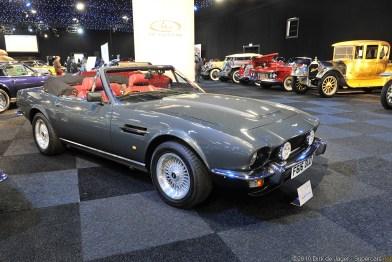 1986→1989 Aston Martin V8 Vantage Volante