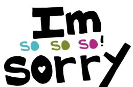 Do You Apologize Too Much In Recruiting?