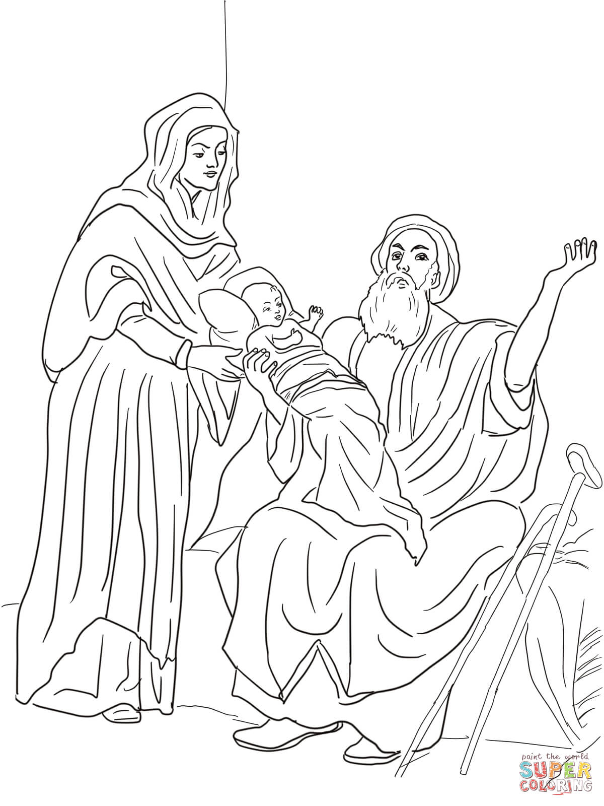 100 ideas Jesus Clears The Temple Coloring Page on kankanwzcom