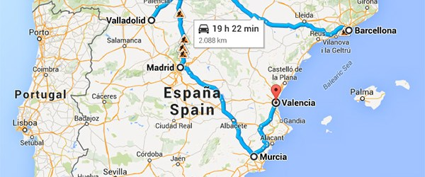 CABANDELA TOUR – Super Dog Party @ SPAIN