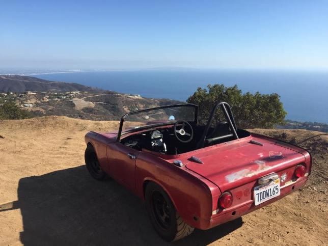 Honda S600 In Malibu