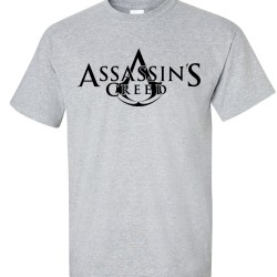 ASSASSIN CREED gray