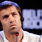 L. Rockhold (foto) minimizou declarações de treinador de Weidman. Foto: Josh Hedges/UFC