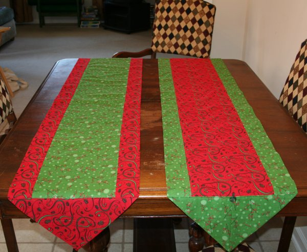 How to make a one hour table runner super mom no cape for 10 minute table runner directions