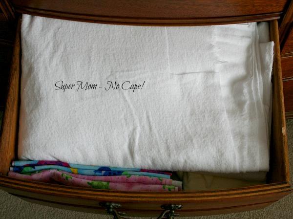Fabric Dresser - drawer 5