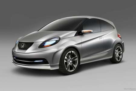 honda small car concept hd s