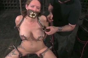 crying nipple torture