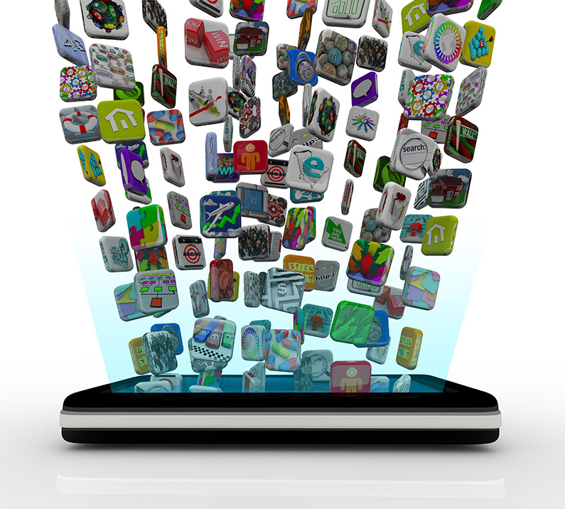 types of mobile development