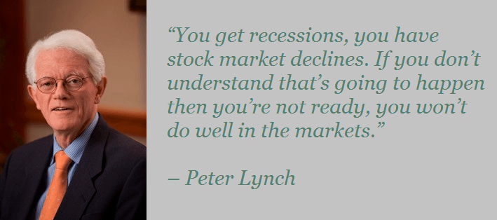 Peter Lynch Quote Bear Market Stocks