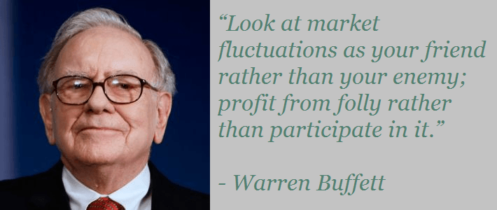 Warren Buffett Quote Bear Market Stocks