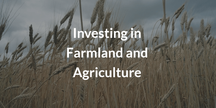 Farmland and Agriculture