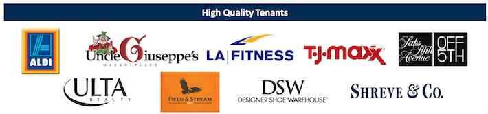 FRT High Quality Tenants