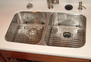 Solid Surface Sink-Replacement Surface Link After