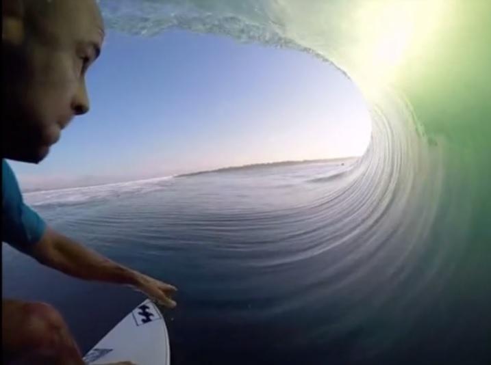 Video: Shane Dorian Slightly Stoked