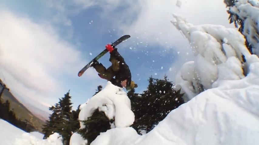 Video: Early season shredding at Killington With Mike Ravelson