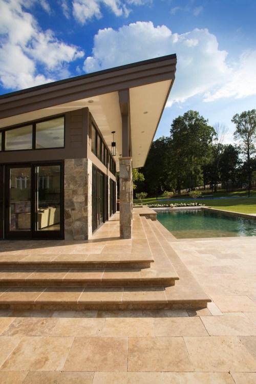 Medium Of Pool House Designs