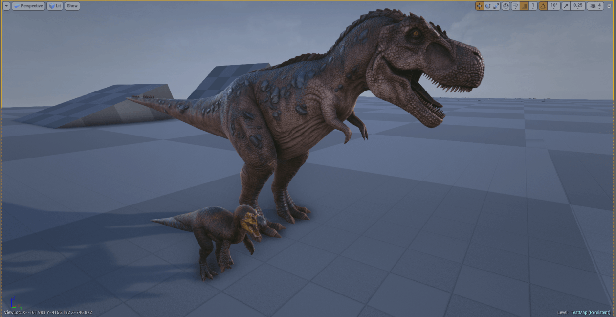 dodorex_mesh_comparison