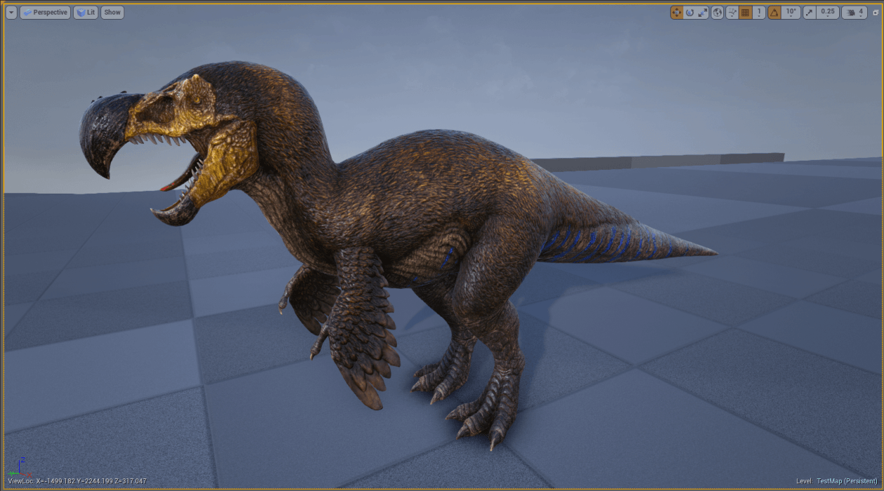 dodorex_side