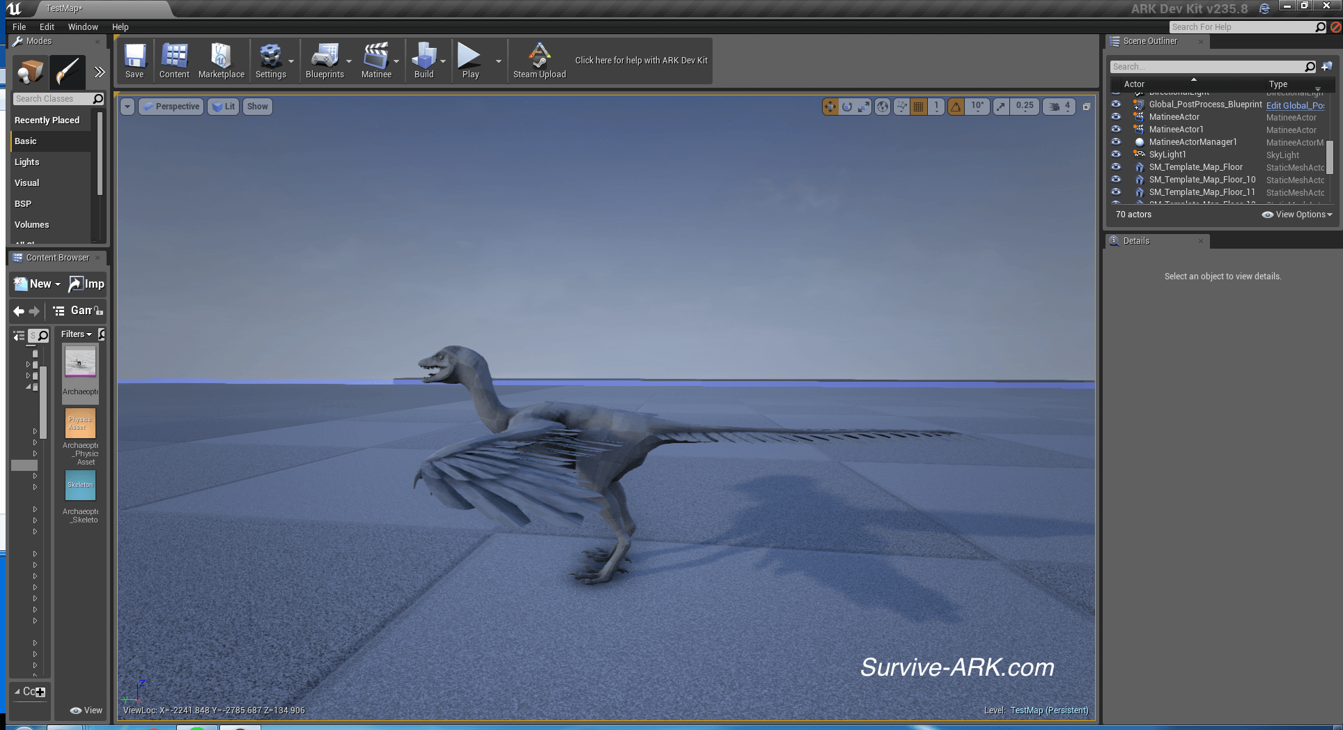 Devkit preview titanosaur archaeopteryx woolly rhino and more archaeopteryx2 malvernweather Image collections