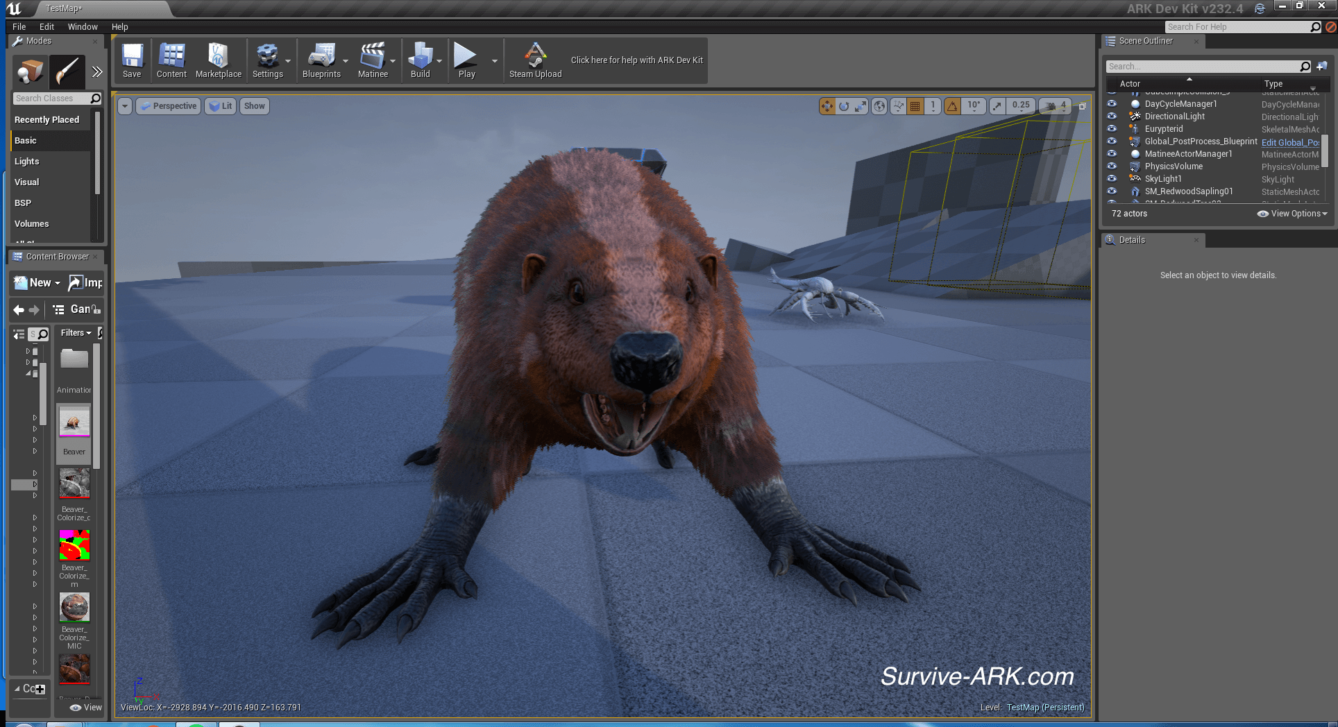 Devkit preview eurypterid red wood forests and giant beaver fur beaver fur pass2 malvernweather Choice Image