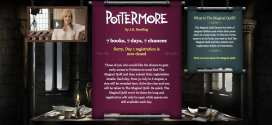 Pottermore Day 1 Closed