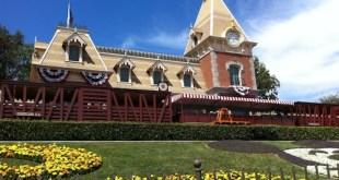 Disneyland road trip 2012