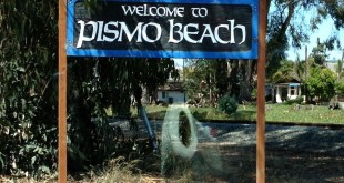 Welcome to Pismo Beach California