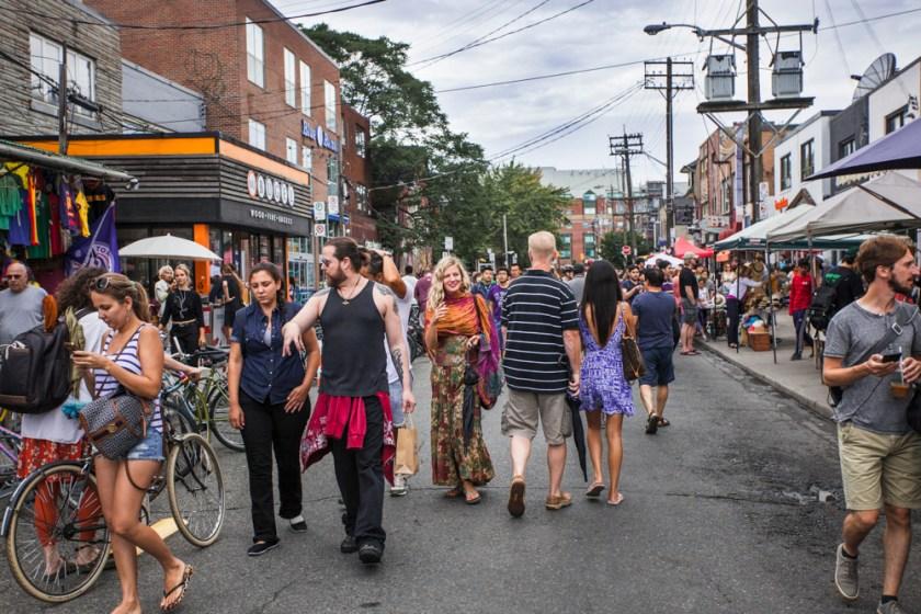 Toronto Ontario Kanada Canada Kensington Market Street Photography Neighborhood Stadtviertel Sightseeing travel