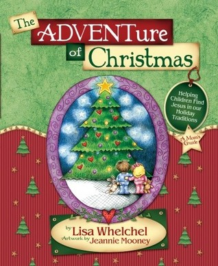 The Adventure of Christmas book cover by Lisa Whelchel
