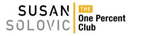 One percent club logo