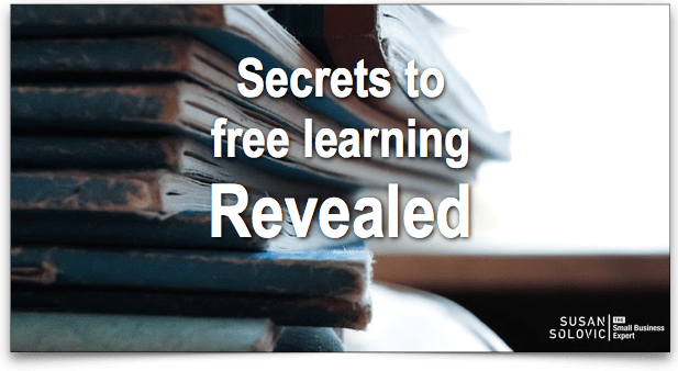 secrets to free learning