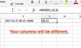 text formula