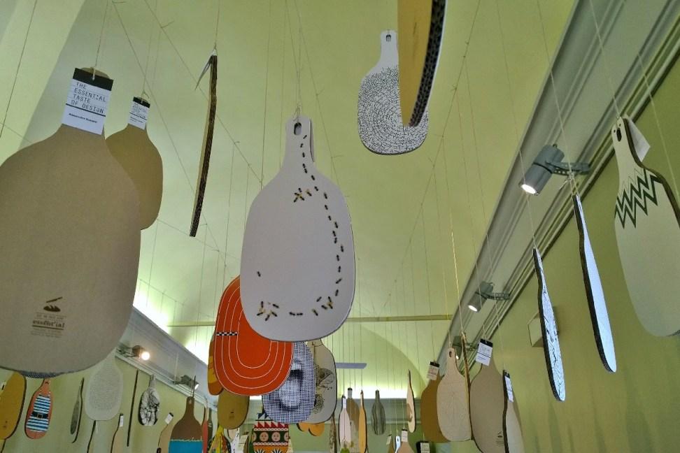 Exhibit during Milan design week 2017