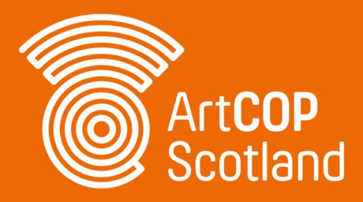 From Below: A Visual Arts Reflection on ArtCOP Scotland, Part I