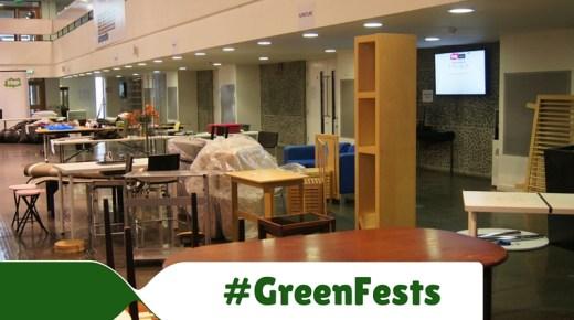 #GreenFests: The Fringe Swap Shop is back at #edfringe