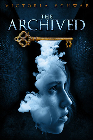 16095936 Book Review: The Archived by Victoria Schwab