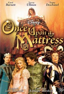 once 2005 Fairy Tale Friday: Once Upon A Mattress
