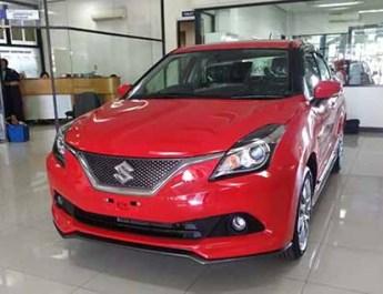 Harga Mobil Suzuki Baleno Bandung