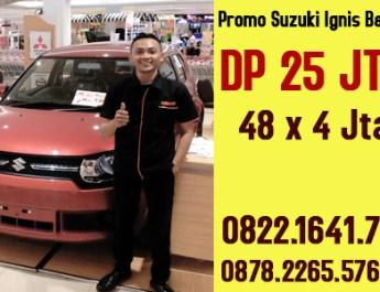 Promo Suzuki Ignis Bandung September 2017 DP 25 Jutaan