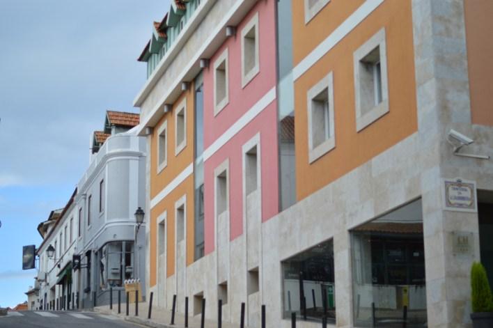 Colourful street