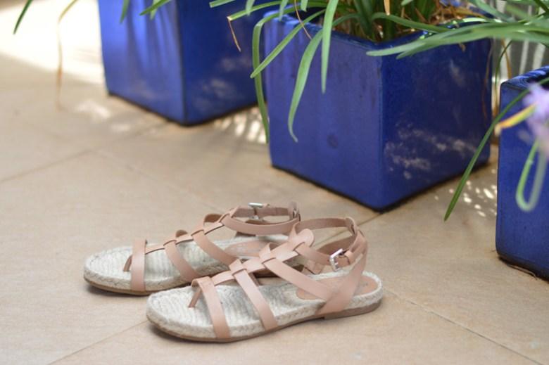 Nude Sandals 2