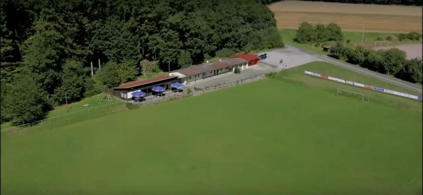 Unsere Sportstätten aus der Luft